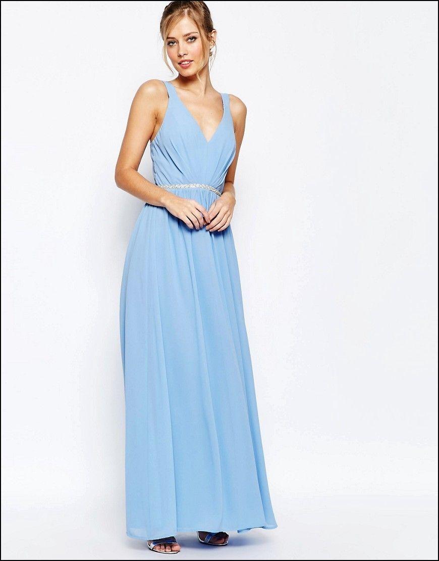 Light blue bridesmaids dress dresses and gowns ideas pinterest
