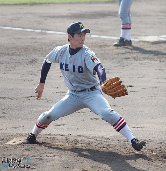 Photo of 森田 晃介(慶應義塾) | 高校野球ドットコム