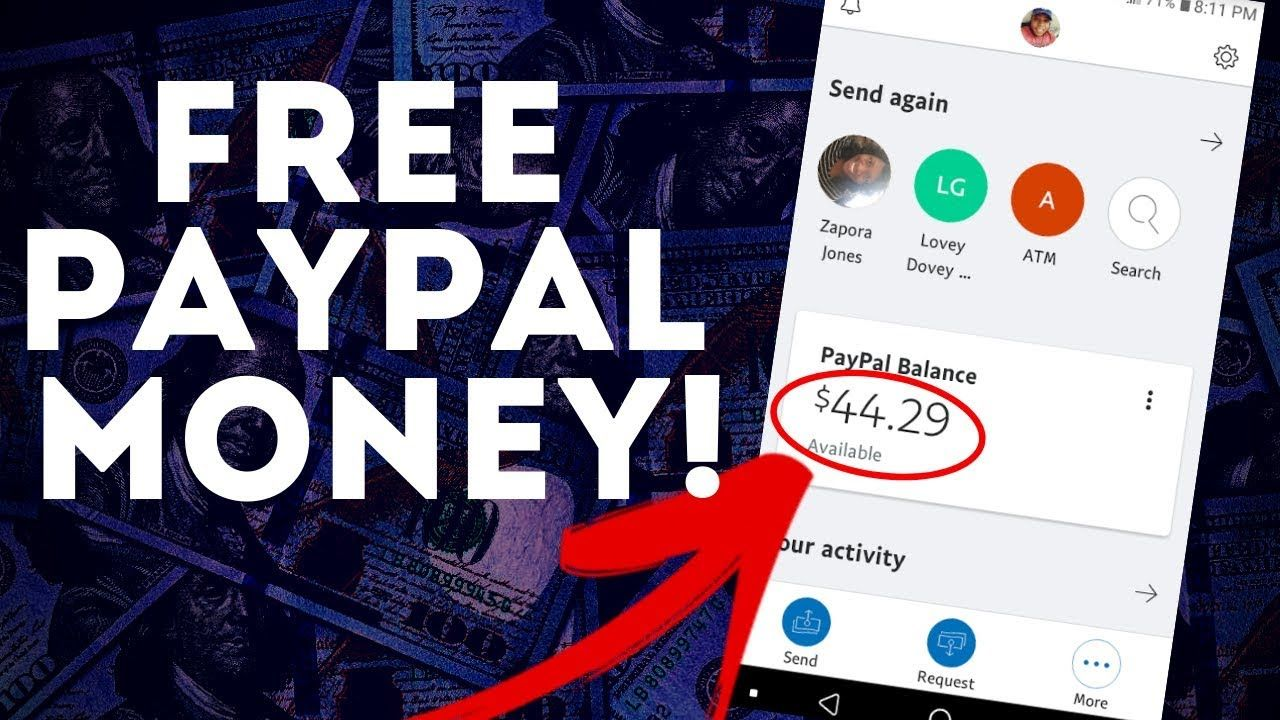 Free PayPal Money 2019 Earn 25 In Free PayPal Money