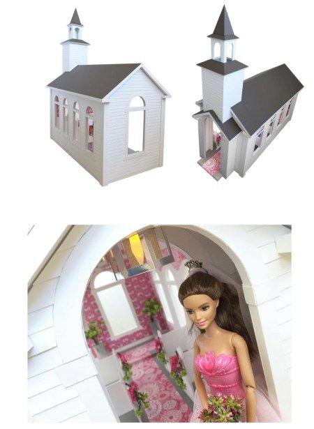 Barbie's Wedding Chapel