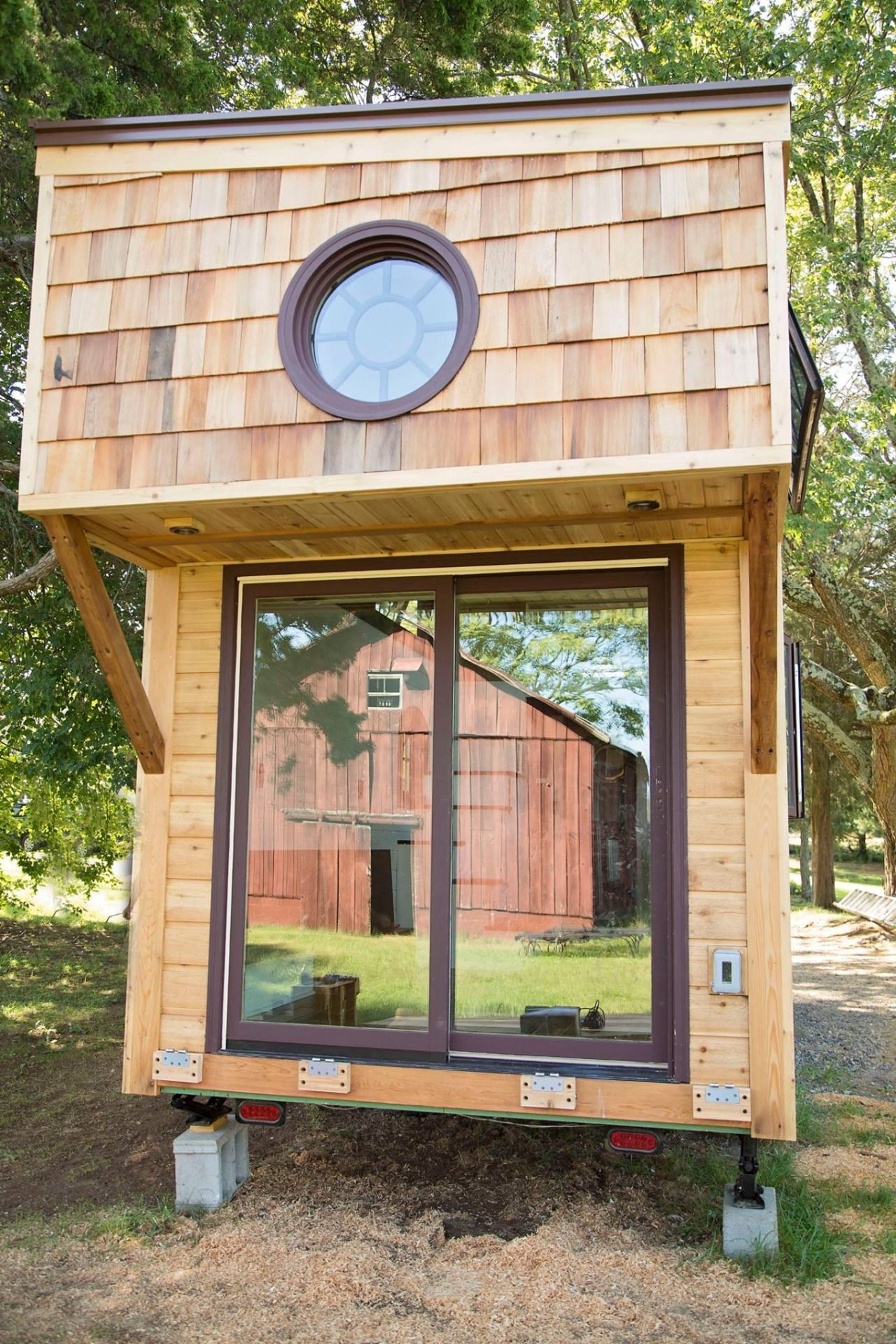 Tinyhousetown The Old World Vermont Tiny House From
