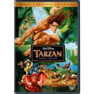Disney Animation Film Tarzan Movie Poster High Quality Prints