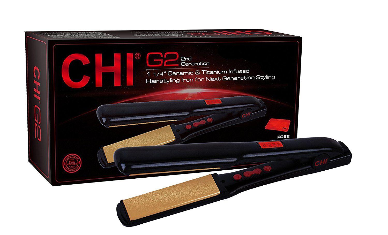 26++ Chi g2 ceramic and titanium flat iron reviews trends