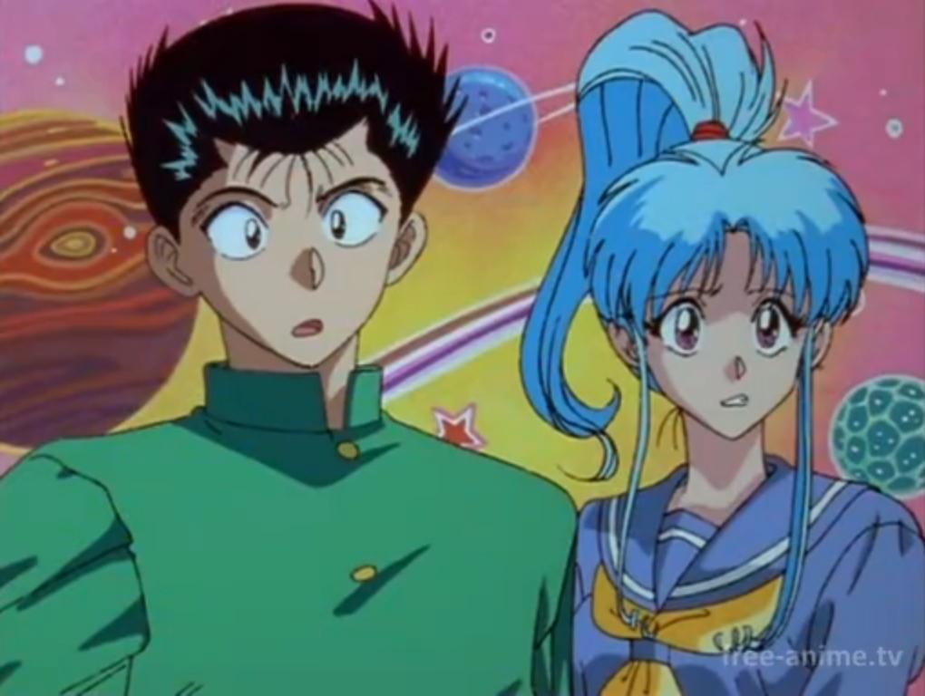 Hakusho Yusuke And Botan