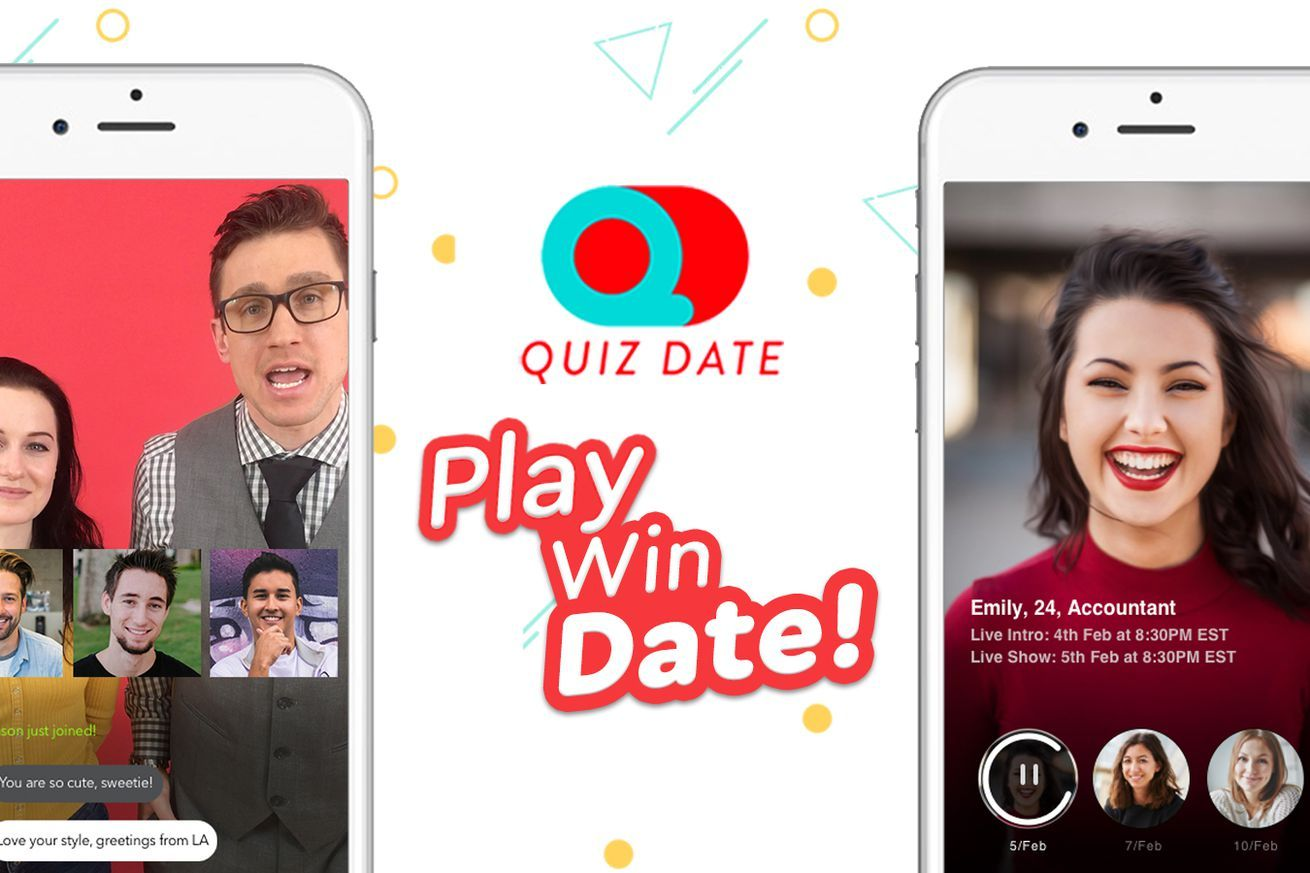 A new dating app mashes up HQ Trivia with Tinder | Blog | Hq