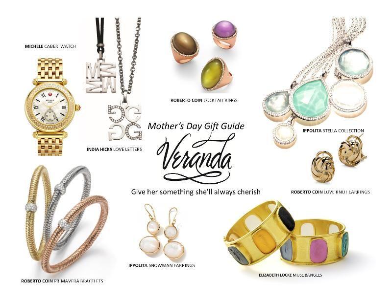 Mother S Day Gift Guide Veranda Jewelry Vero Beach Gift Guide