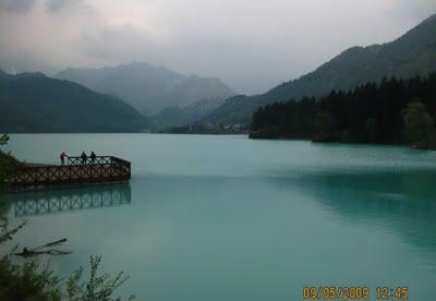 Lake Barcis, Aviano, Italy