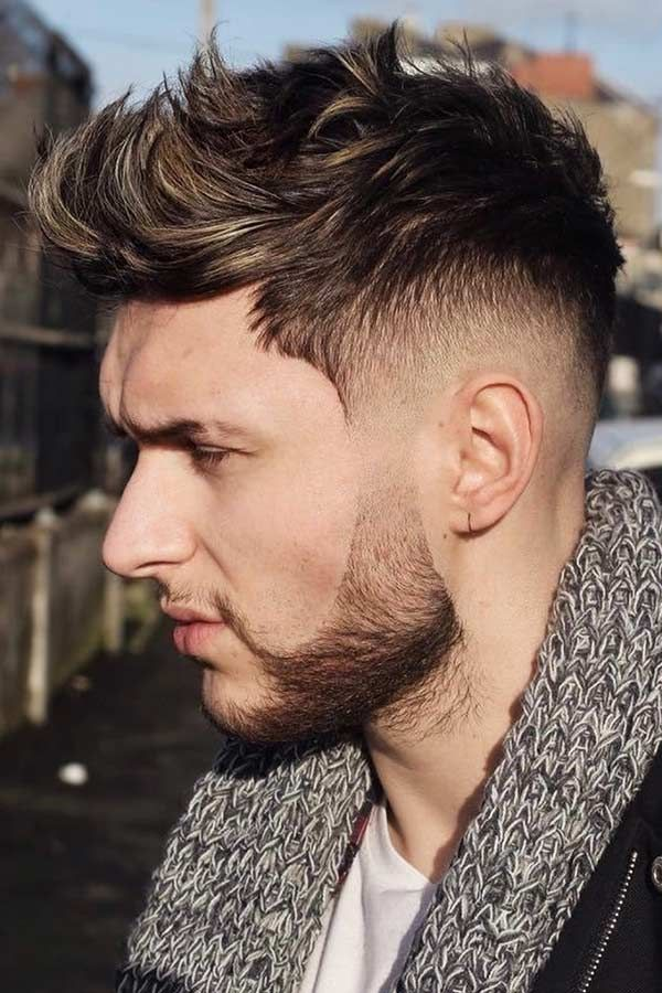 The Best Guide To The Rockabilly Hair Style With Examples Rockabilly Hair Men Faux Hawk Hairstyles Rockabilly Hair