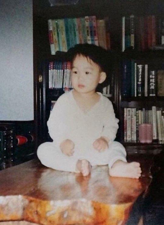 Kai EXO kecil