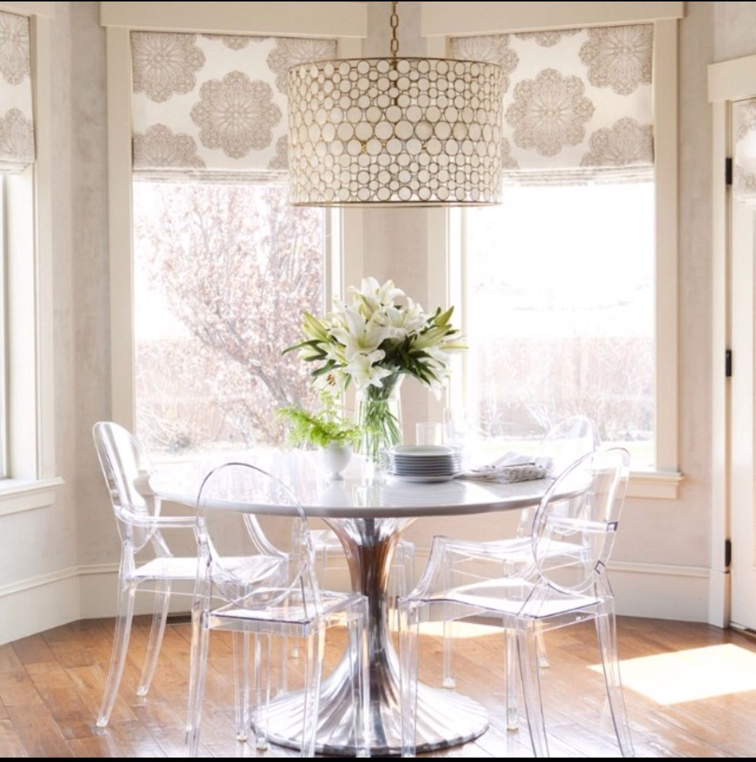 ... Living Room Valance Shade Curtains. Drum Chandelier, Drum Pendant,  Dining Table Chandelier, Ceiling Pendant, Circular Chandelier,