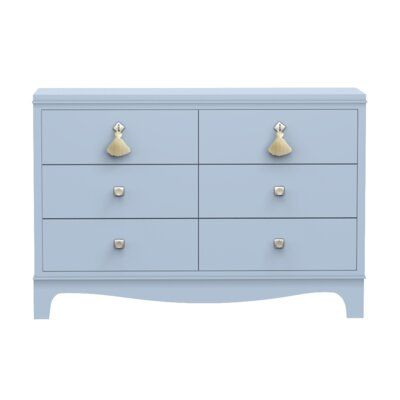 Oomph Easton 6 Drawer Double Dresser | Perigold