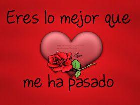 Amor Mio •ღೋεїз: Para decir TE AMO-hermosas!