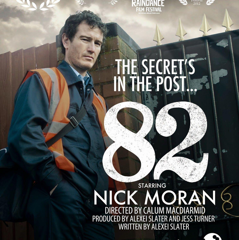 "The shortfilm ""82"" directed by Calum MacDiarmid, winner"