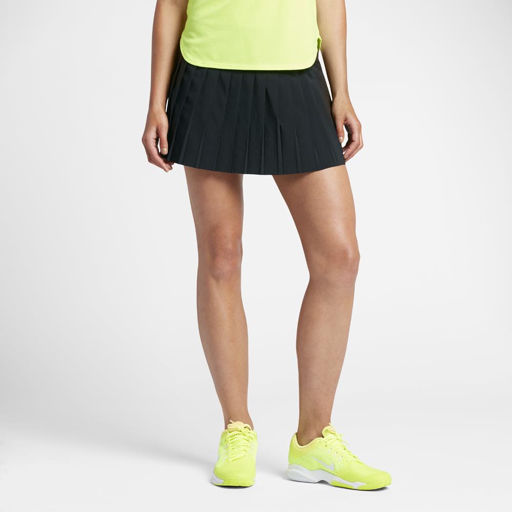 Nike Nikecourt Victory Women S Tennis Skirt Size Womens Tennis Skirts Skirts Cheer Skirts