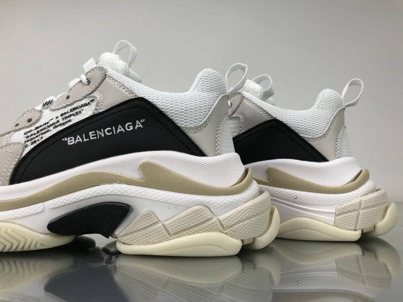 155d237a0fd8 Off White x Balenciaga Triple S 490675W06F19005 Shoes 6