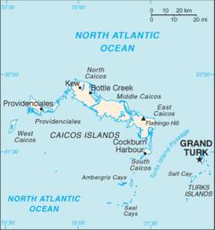 Islas Turcas Y Caicos Wikipedia La Enciclopedia Libre Islas