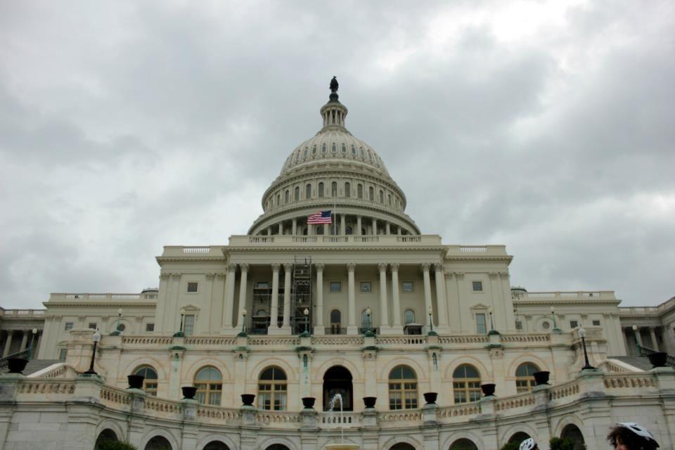 majestic Capitol Building