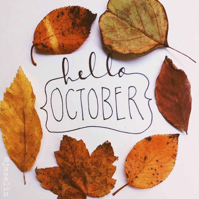 Hello October | By Jmeelin