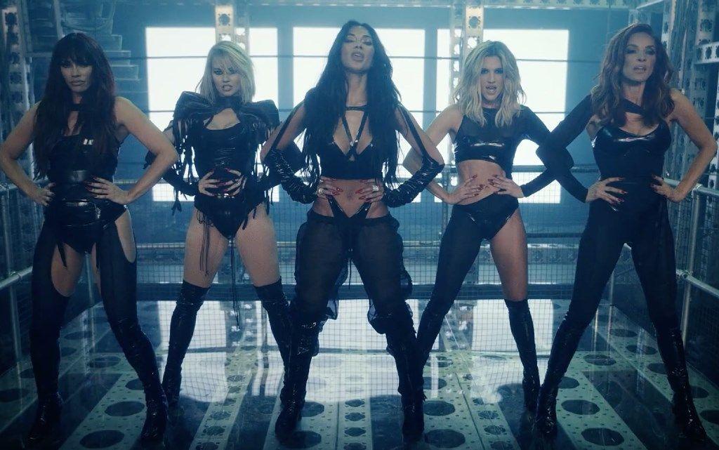 след 10 години The Pussycat Dolls се завърнаха с React меломан бг Pussycat Dolls The Pussycat Dolls