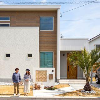 愛知県名古屋市の注文住宅クラシスホーム 旅行好きなご夫婦が暮らす