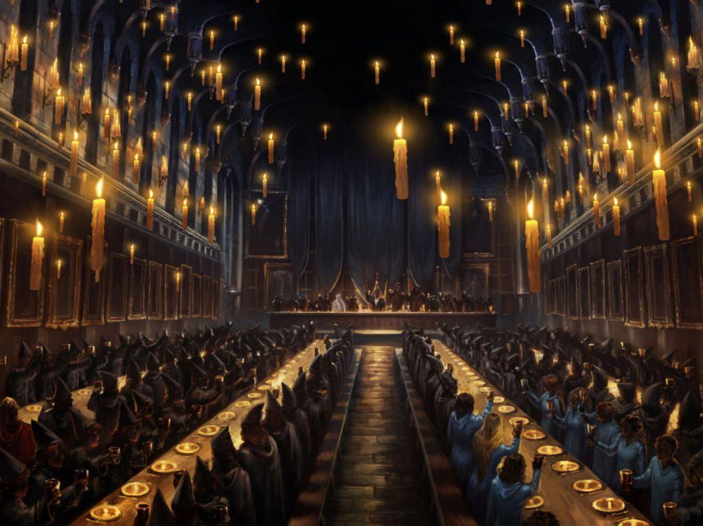 Incantatum cafeter a llena de la magia de harry potter - Proveedores de velas ...