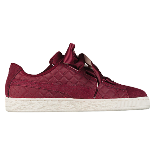 PUMA Suede Heart Quilted - Women s at Lady Foot Locker  5853c1c00