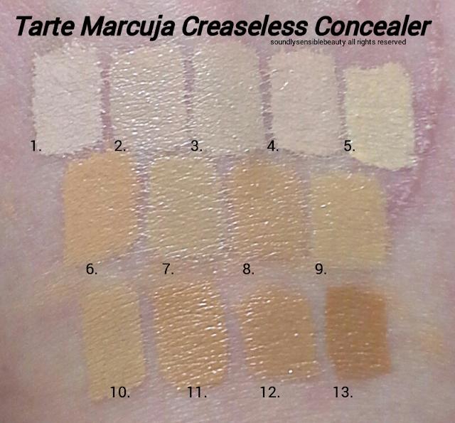 Tarte Maracuja Creaseless Concealer Color Match