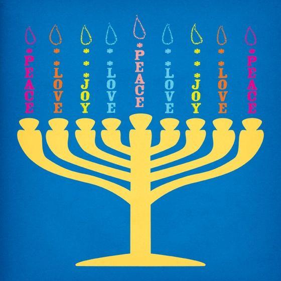 Snapshot menorah hanukkah and hanukkah cards meaningful menorah hanukkah greeting cards in navy rosy designs m4hsunfo