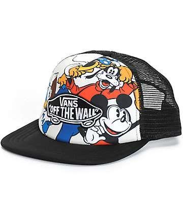 Disney x Vans Mickey   Friends Trucker Hat  8e15fc51f96