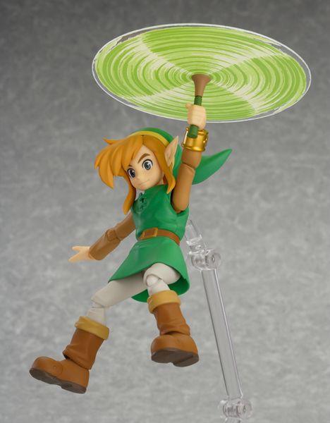 The Legend of Zelda: A Link Between Worlds figma - more pics