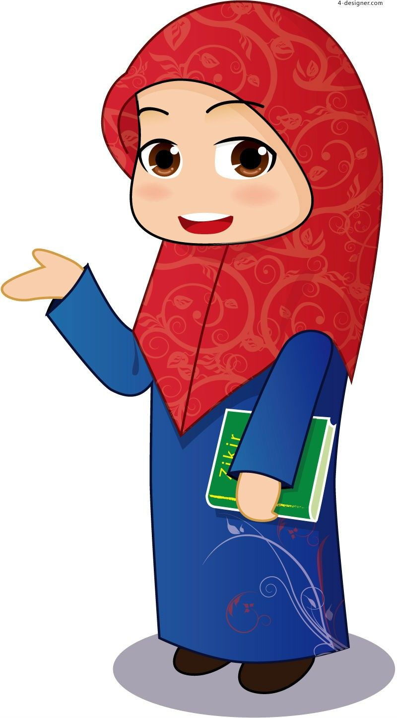 Kartun SMA Oy Muslim Pinterest
