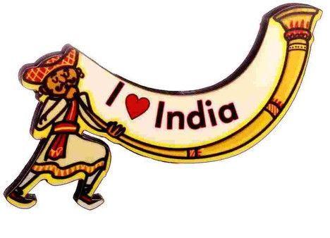 Indian Tutari Magnet | Home decor | Pinterest