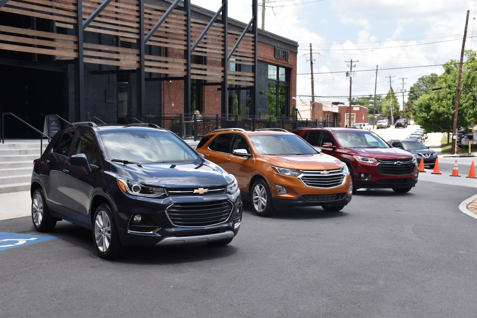 Lunch And Learn With Chevrolet 2018 Traverse Equinox And Trax