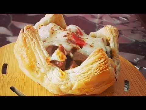 Photo of Meat Sauteed Recipe in Puff Pastry