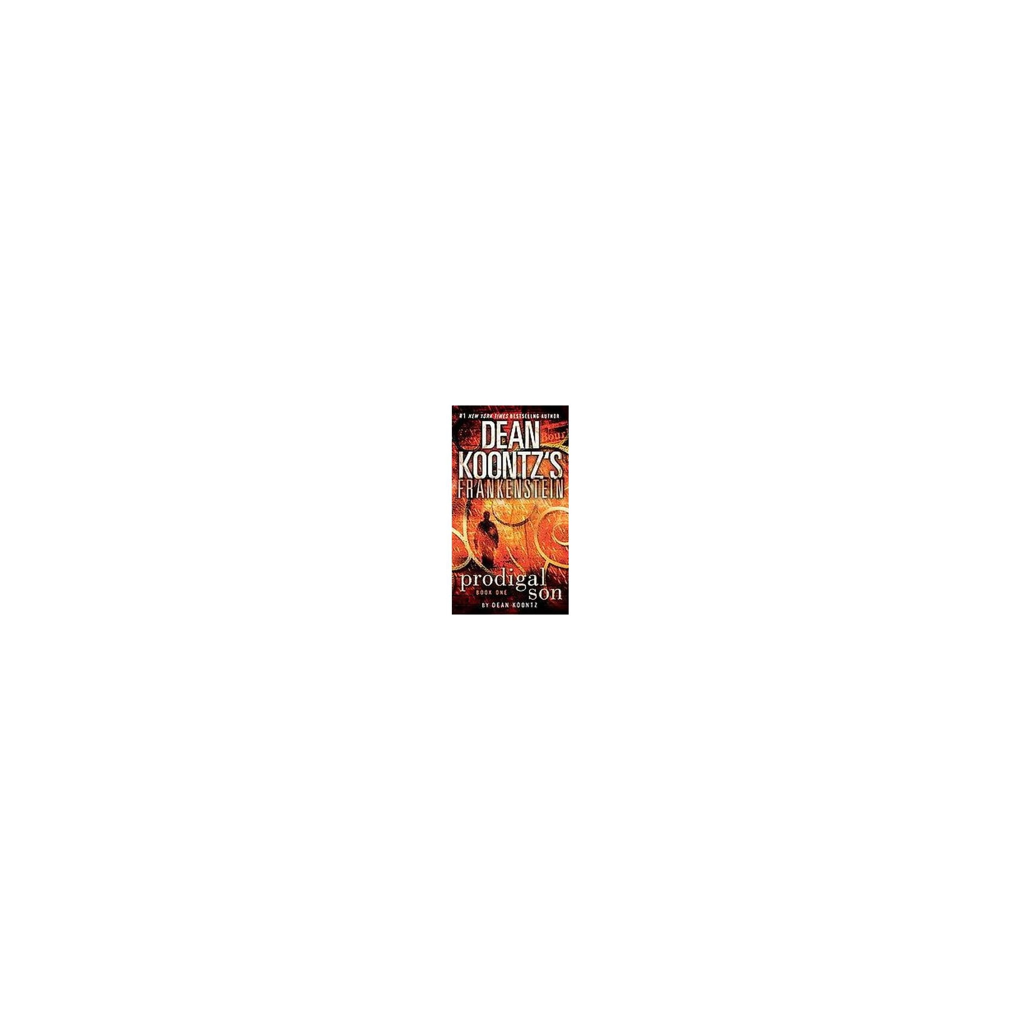 19+ Prodigal son book series info