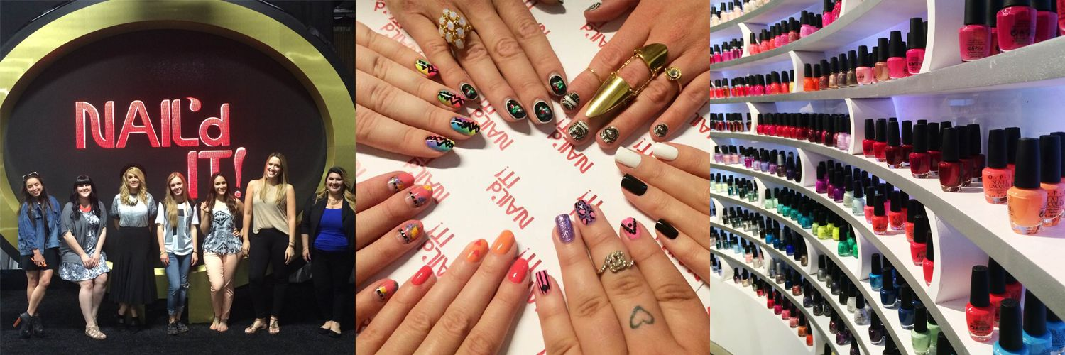 Coming Soon: Nail\'d It!, a Nail Art Competition Show!   Art ...