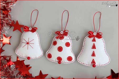 6 Ideas Para Hacer Adornos Navideños Caseros Originales4 Navidad