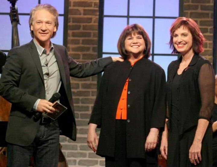 WITH BILL MAHER
