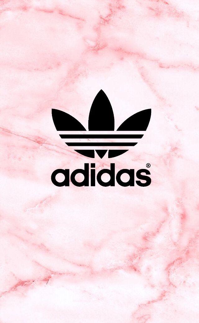 sfondi adidas tumblr rosa