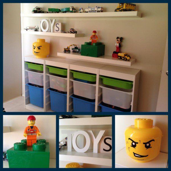 40 awesome lego storage ideas kid room ideas pinterest kinderzimmer spielzeug und lego. Black Bedroom Furniture Sets. Home Design Ideas