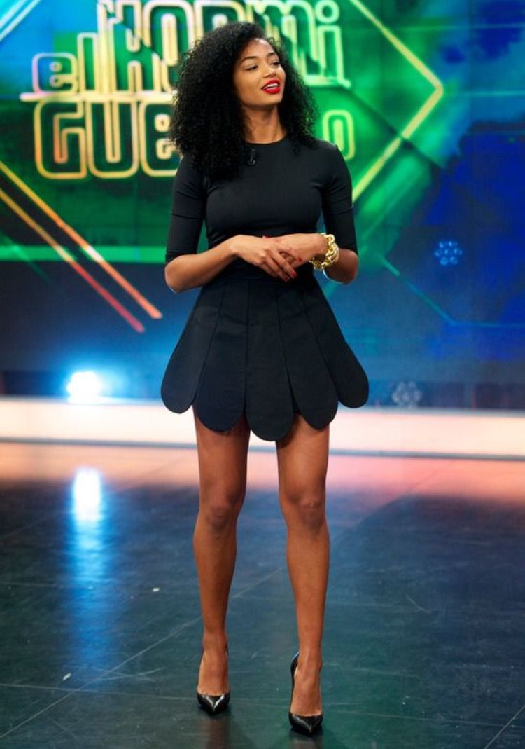 Berta Vazquez Black Is Beauty Fashion Legs For Days Style