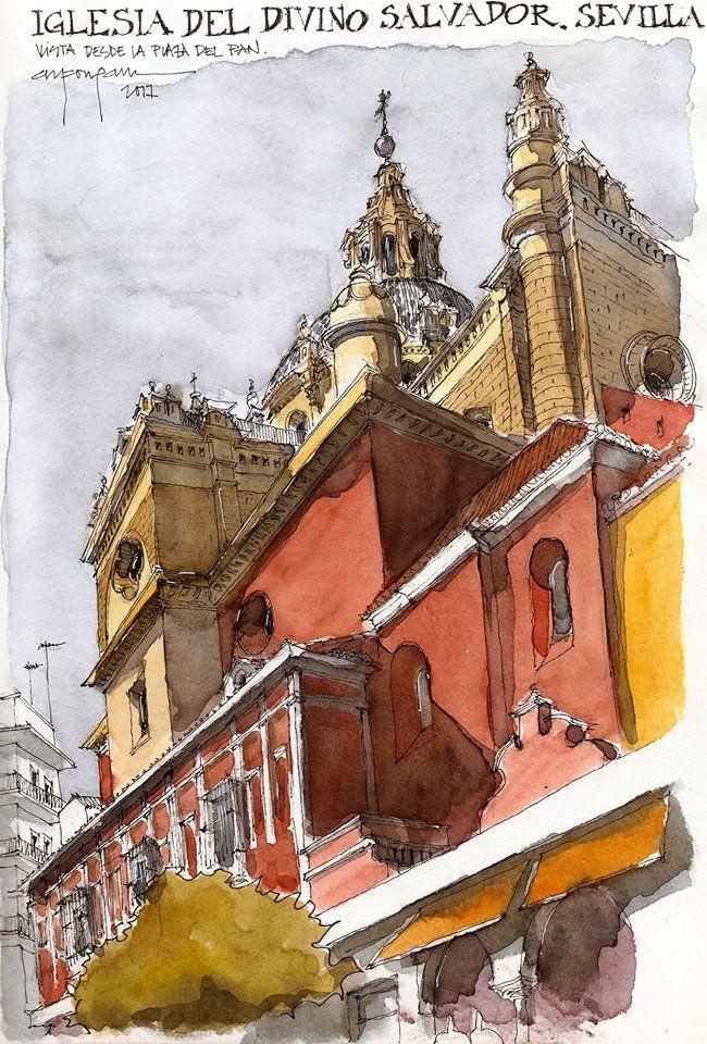 Iglesia del Divino Salvador, Sevilla