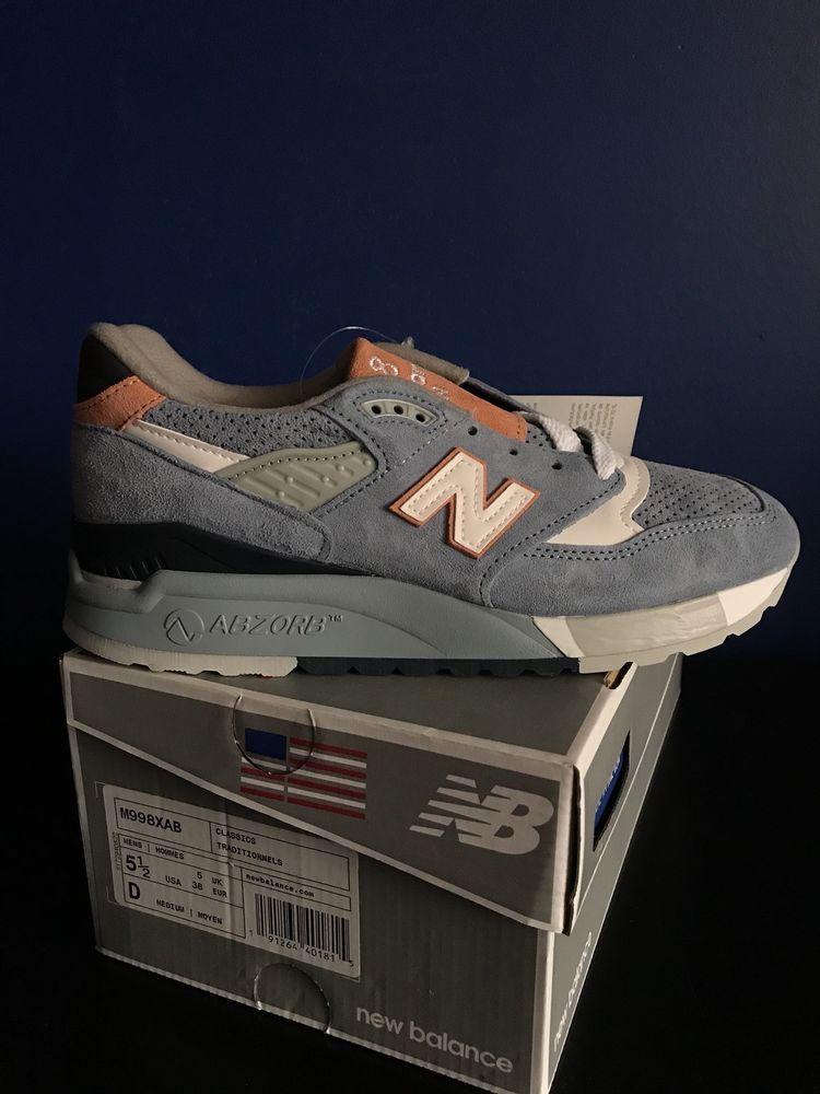 new balance 998 dusty blue