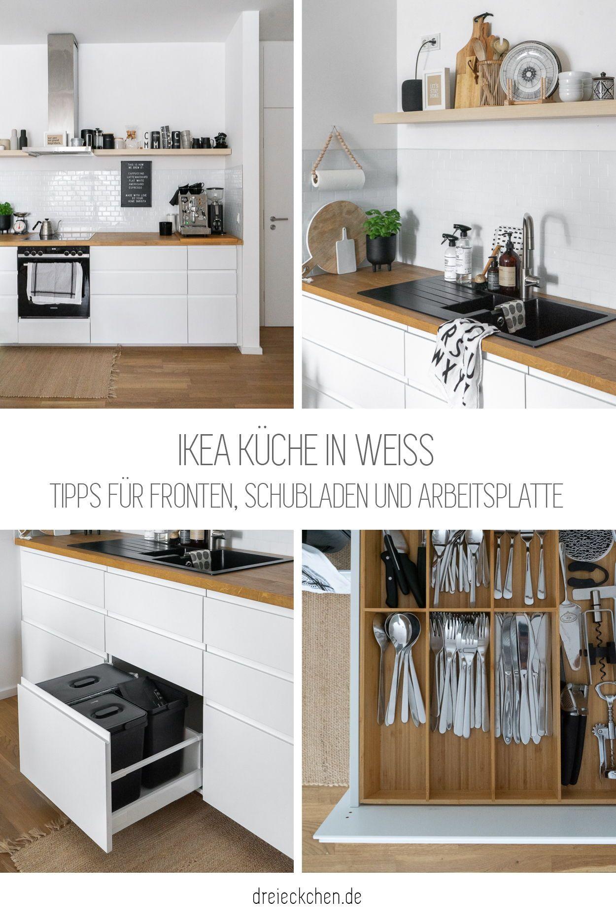 Ikea Kuche In Weiss In 2020 Ikea Kuche Kuche Planen Kleine Kuchen Ideen