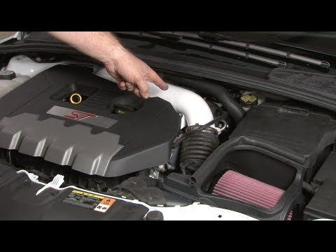 Ford Focus St Cold Air Intake >> This Roush Cold Air Intake Kit Is For The 2013 Focus St And