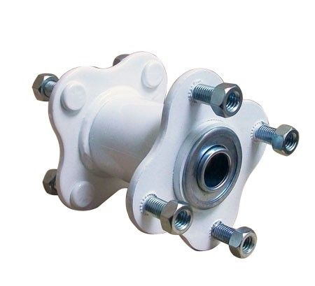 "Wheel Hub w//4 5//16/"" Bolts on 2-13//16/"" Circle with 5//8/"" Bearing Go Kart Parts New"