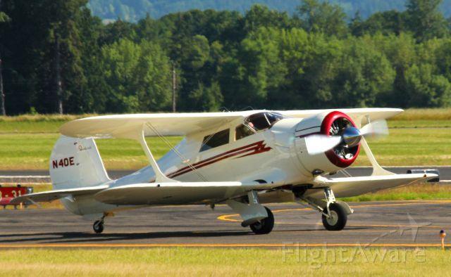 Beechcraft Staggerwing (piston-single) (BE17) Aircraft ✈ FlightAware
