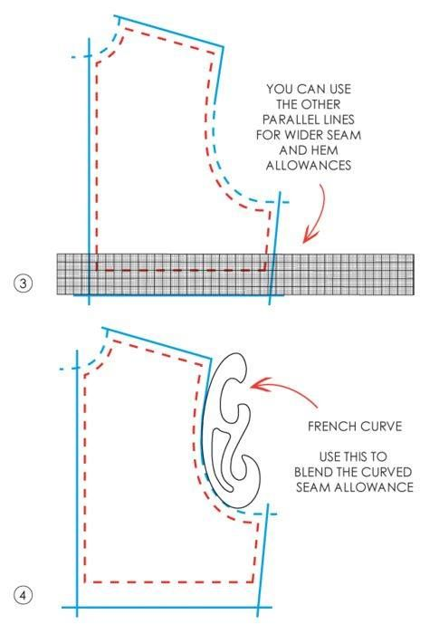 Grading rulers and French curves | Pattern Making | Pinterest ...