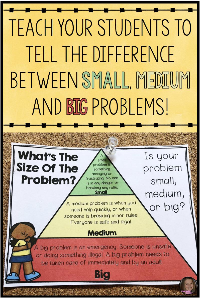 Size Of The Problem Activities | Education | Pinterest | Bildung