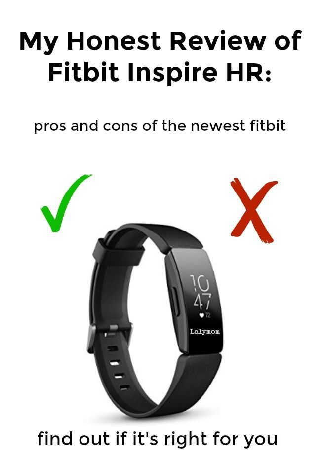 Is the Fitbit Inspire on your holiday shopping list? How does it compare to other fitbits, and what...